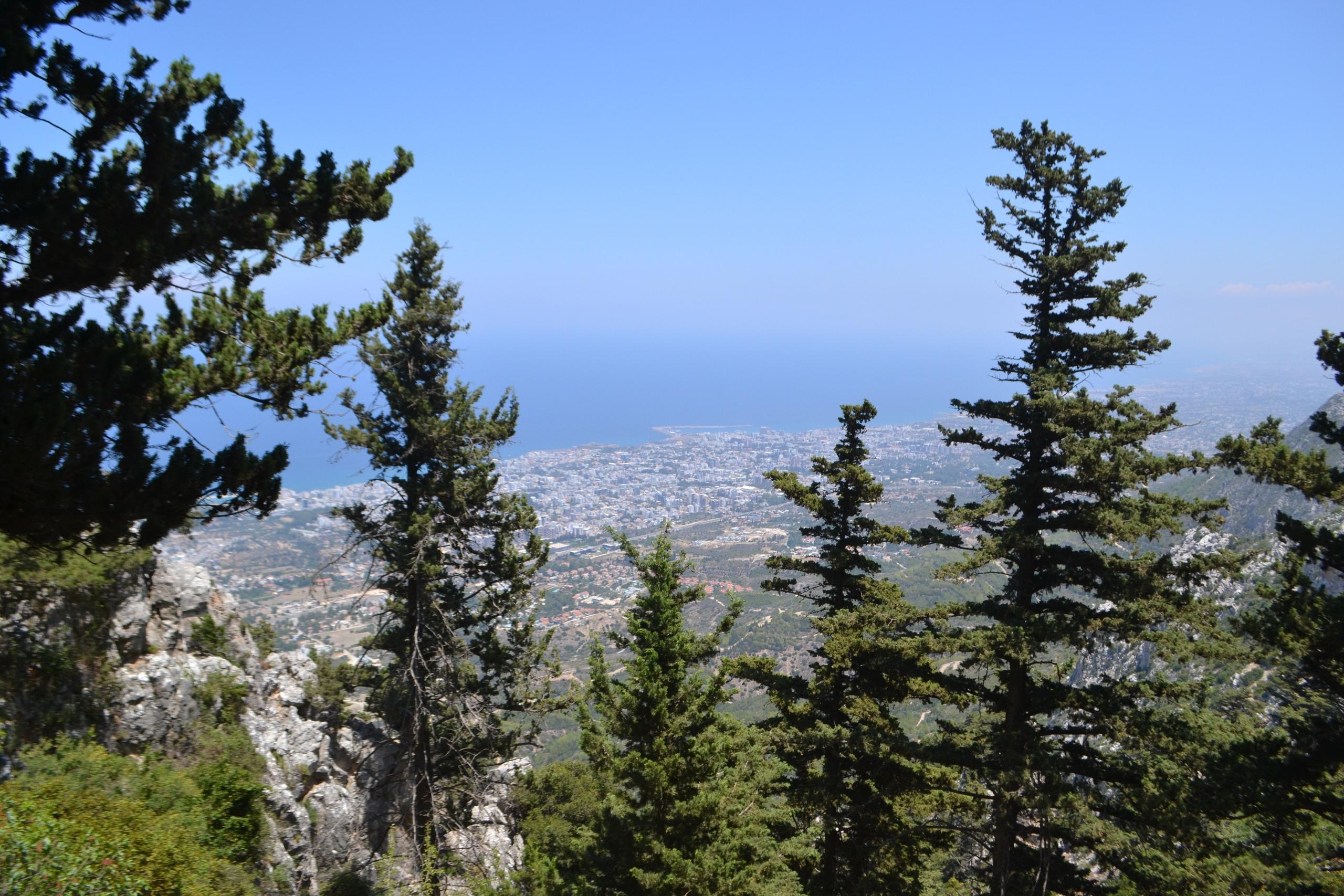 Северный Кипр. Замок Святого Иллариона. (фото). - Страница 2 FNIomP7wjfo