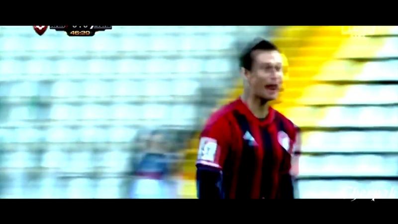 Очень нужный гол для Амкара | Cherpak