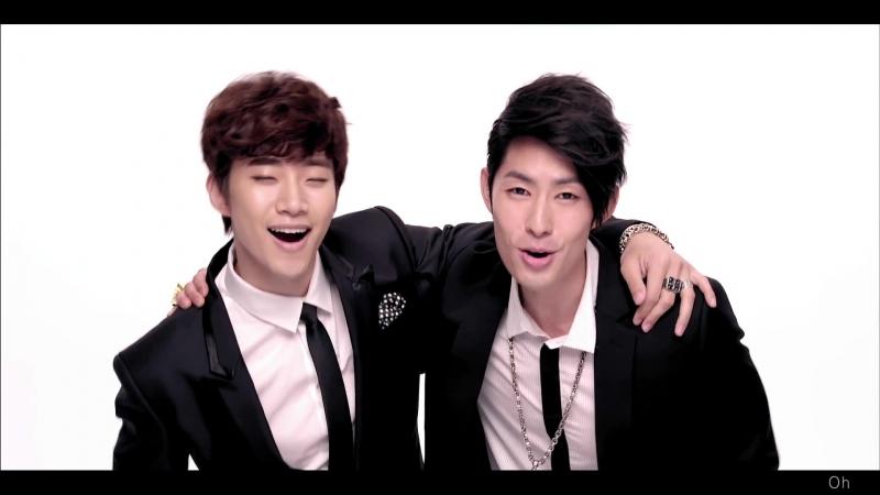 不敗 (Bubai), Junho (2pm) with Van Ness Wu