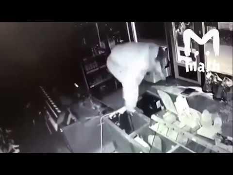 Неудачное ограбление в Ростовской области