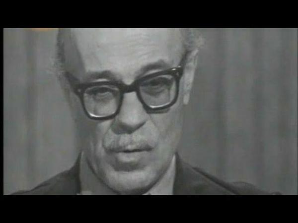 Entrevista a Ernesto Sabato - Programa A Fondo (TVE, 1977)