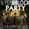 SuperWhoLock Party