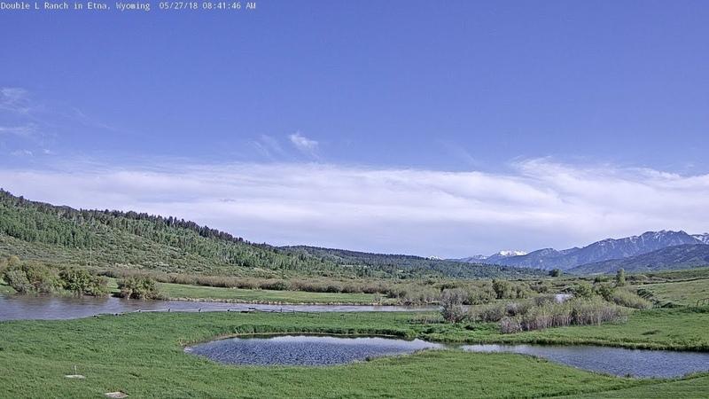 Double L Ranch Live Webcam in Etna, WY - SeeJH.com