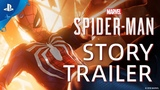 Marvels Spider-Man SDCC 2018 Story Trailer