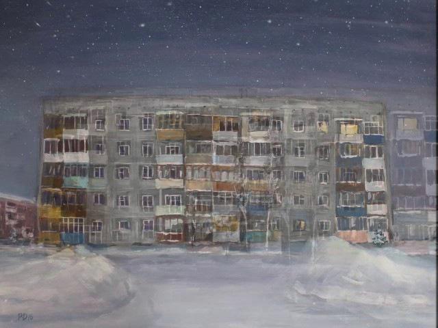 Гавриил Лубнин - Боюсь зимы