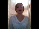 TINA KULIKOVA BECAUSE OF YOU Cover By Kelly Clarkson