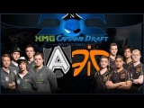 Alliance vs Fnatic #2 (31.03.14) XMG Captains Draft Invitational Dota 2 RUS PlayOff