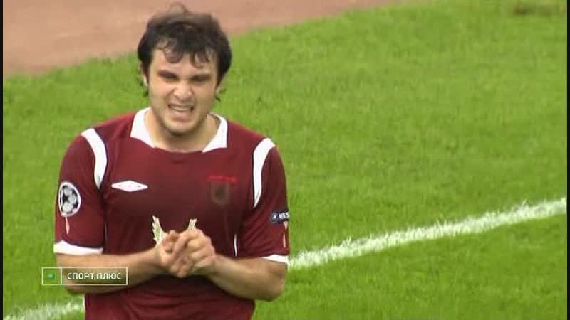 129 CL-2010/2011 Panathinaikos - Rubin Kazan 0:0 (20.10.2010) HL