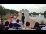 Свадебный регистратор Сижук Кира. Выездная регистрация брака в Москве