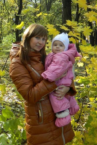 Елена Нянюшкина, 7 ноября 1989, Челябинск, id7664791