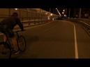 Fixed gear life. Night city ride