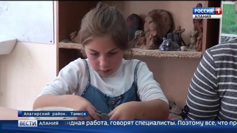 В «Тамиске» реализуют программу поддержки малоимущих семей и тех, кто воспитывае