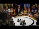 Робототехнические работники лагеря Enjoy Camp!)