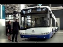 Křest 14 000. trolejbusu
