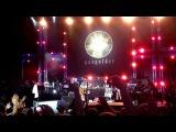 Баста feat. Нервы _ С Надеждой На Крылья (Live, Москва, Зеленый театр, 18072013)