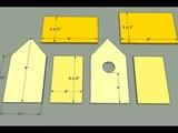 15 Bird House Plans - Simple DIY Bird House Plans