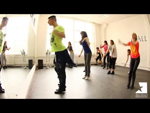Lady GaGa-Scheiße.Jazz Funk Choreography by Dima Maslennikov. All Stars WorkShop 9