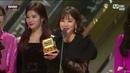 181214 TWICE (트와이스) - Best Female Group @ MAMA 2018 in HONG KONG