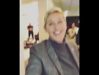 ↳ Margot Robbie no The Ellen Show (O9.O1.2O18) ― JGBR