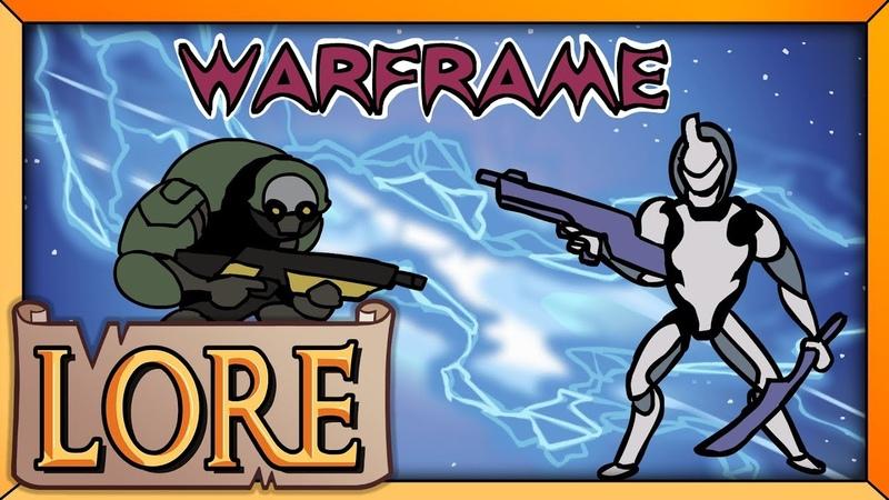 Warframe Lore in a Minute