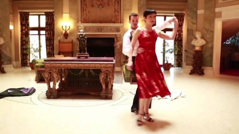 Tango by Julia Juliati and Ronny Dutra