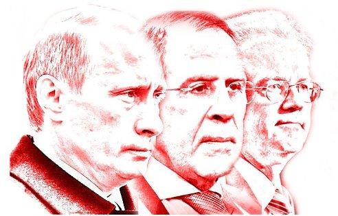 """Лавров пожаловался: """"Администрация США свернула двусторонний диалог с РФ по большинству направлений"""" - Цензор.НЕТ 1891"""