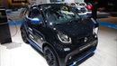 2018 Smart EQ Fortwo Cabrio - Exterior and Interior - Geneva Motor Show 2018