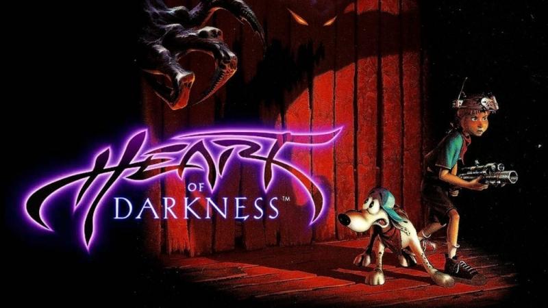 Добро пожаловать в Сердце Тьмы! Играем в Heart of Darkness!