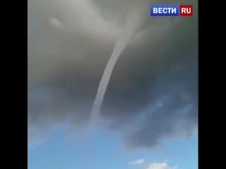 Смерч в Ленинградской области