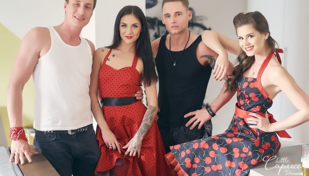 Popular Video - Swinger Party Rockabilly Style - Wecumtoyou Part 5