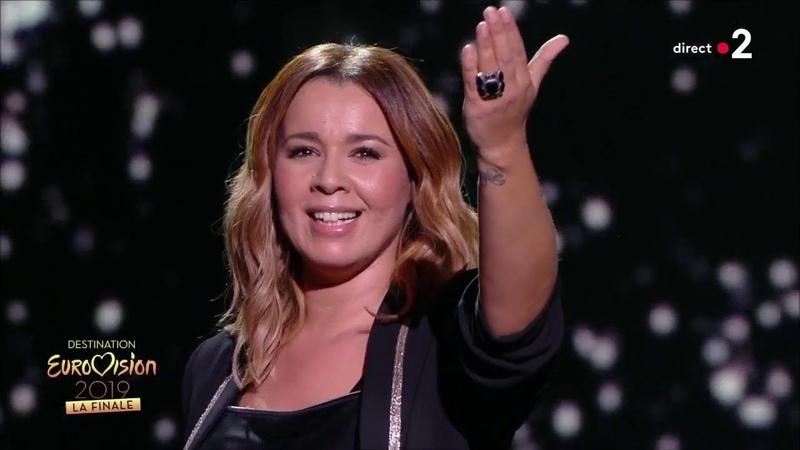 Chimène Badi Là haut Finale Destination Eurovision 2019