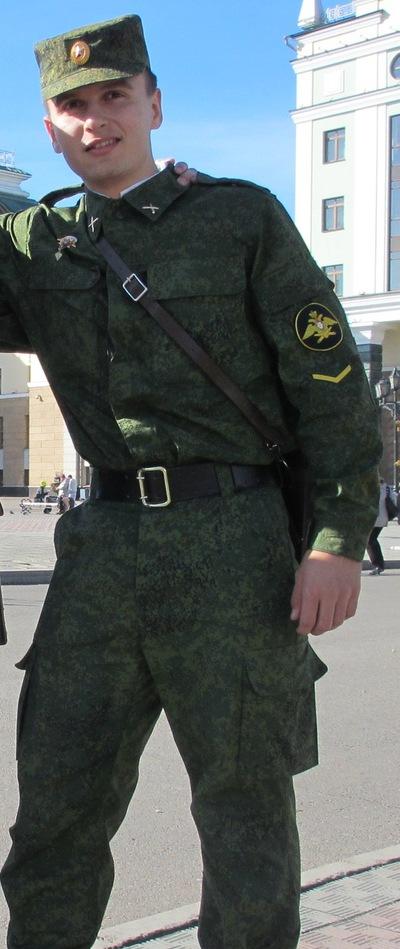 Роман Конюшенко, 6 марта 1995, Красноярск, id165428700