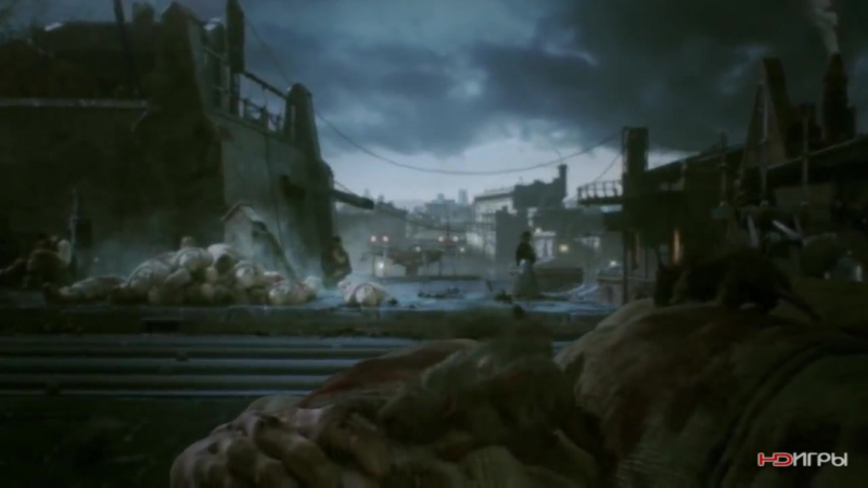 Dishonored. Русский трейлер. 2012 HD