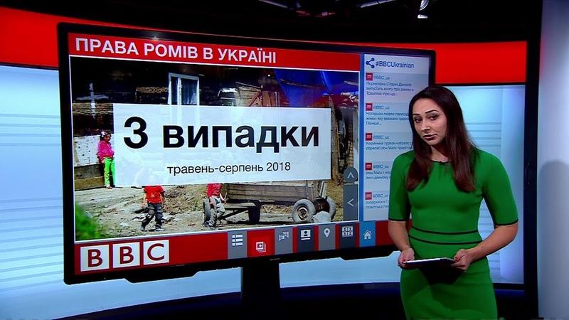 19.09.2018 Випуск новин як живуть роми в Україні після нападів