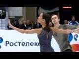 Ksenia Stolbova Fedor Klimov - Rostelecom Cup 2014 FP Москва, Россия