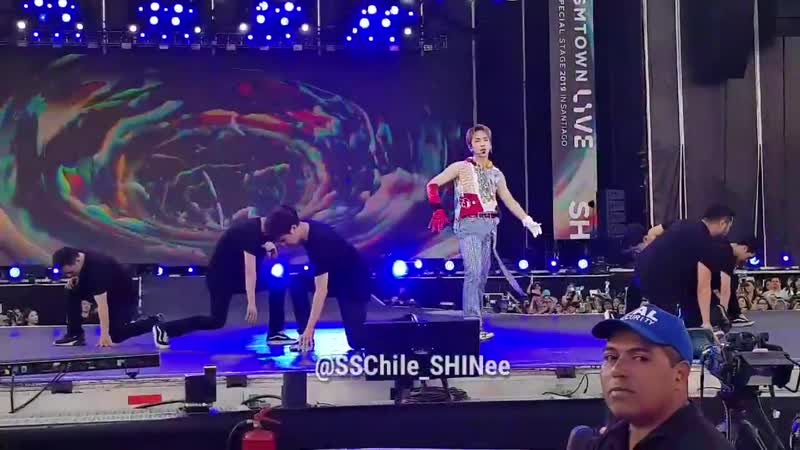 Fancam 'one of those nights'(1) @/SSChile_SHINee