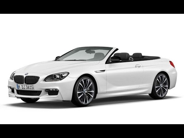 BMW M6 cupe