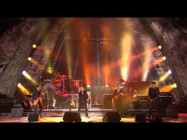Tribute to Led Zeppelin 35th Kennedy Center Honors, Live 2012