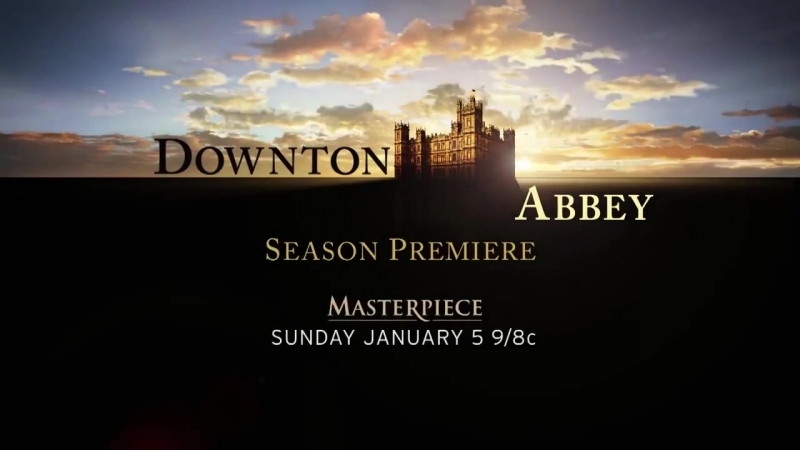 Аббатство Даунтон Downton Abbey - русский трейлер