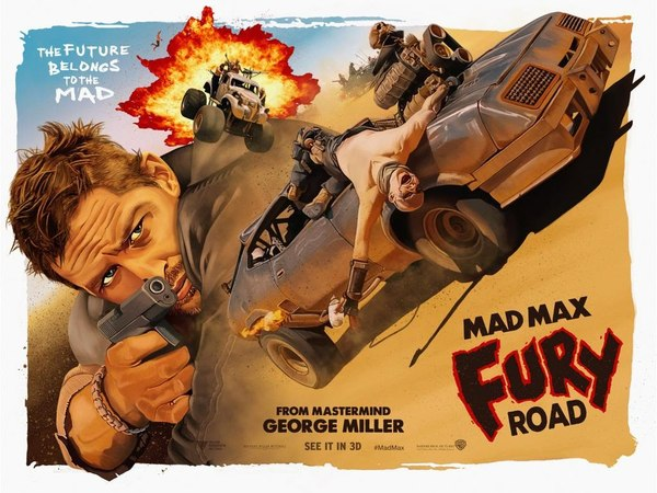 Mad Max: Fury Road (Wild Boys) Duran Duran