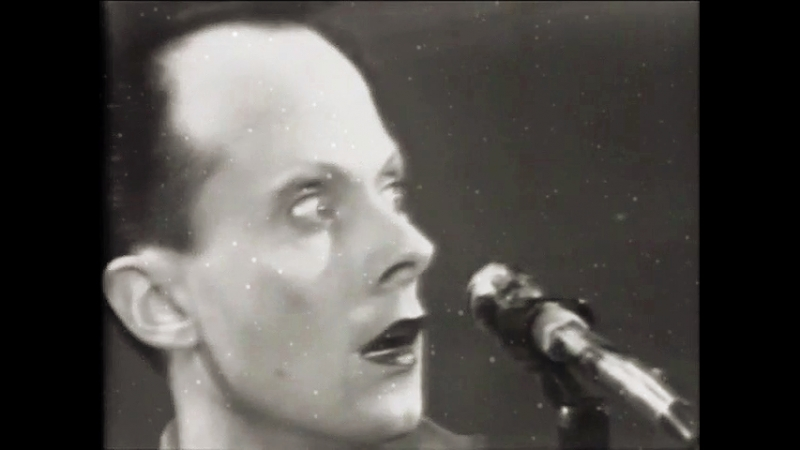 Klaus Nomi - Mon Coeur (Moog Cookbook Mix) (TV Party, US TV) (1979 - 2005)