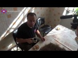 Павел Губарев сдал кровь для ополченцев и призывает других поступать также