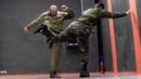 Связка комбинаций Работа на скорости Пластунский рукопашный бой система боя Леонид Полежаев