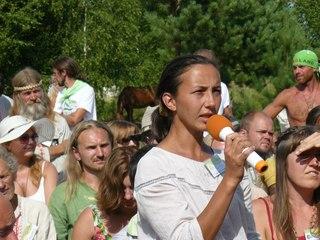 Надежда из поселения родовых поместий Благодать Ярославской области