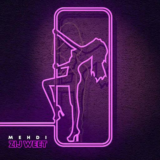 Mehdi альбом Zij Weet