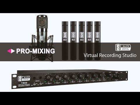 Slate Digital Virtual Recording Studio [Арам Киракосян]