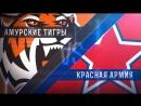 LIVE! «Амурские Тигры» - «Красная Армия» (16.02 – 12:00)