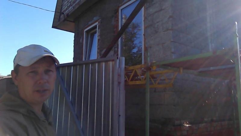 Устройство фасада виниловым сайдингом