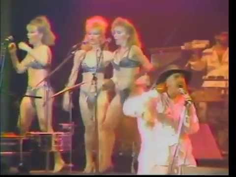 Fresh Fruit Live@Ritz: I Am What I Am Kid Creole the Coconuts