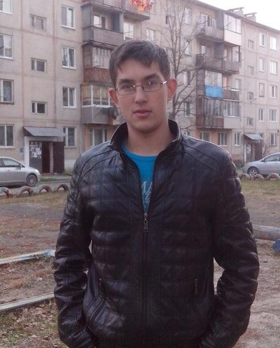Максим Манухов, 1 февраля 1995, Нижнекамск, id213188858